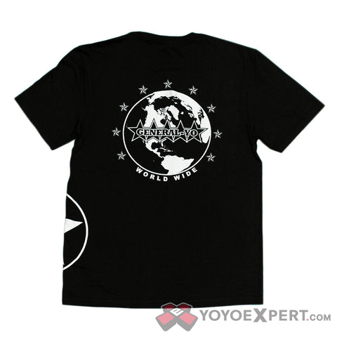 General-Yo World Wide T-Shirt