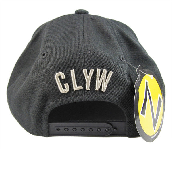 CLYW Gnarwhal Snap-back Hat-3