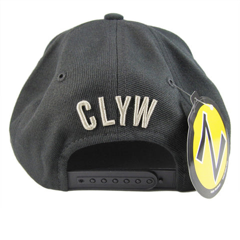 CLYW Gnarwhal Snap-back Hat