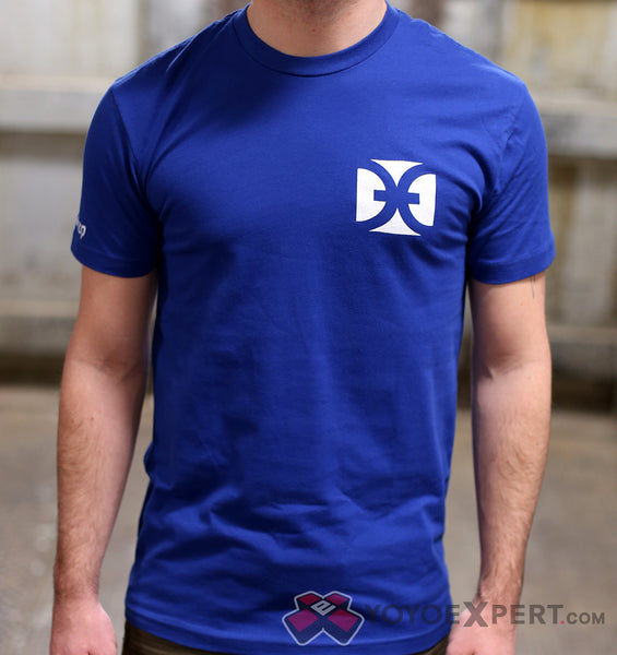 One Drop Blue Logo T-Shirt