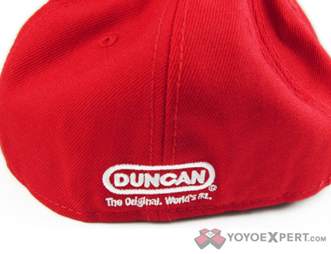 Duncan Logo Hat - Red