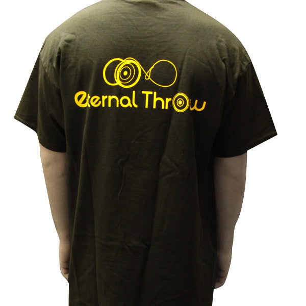Eternal Throw T-Shirt-3