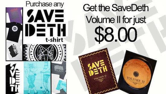Save Deth Presents: Volume 2-2