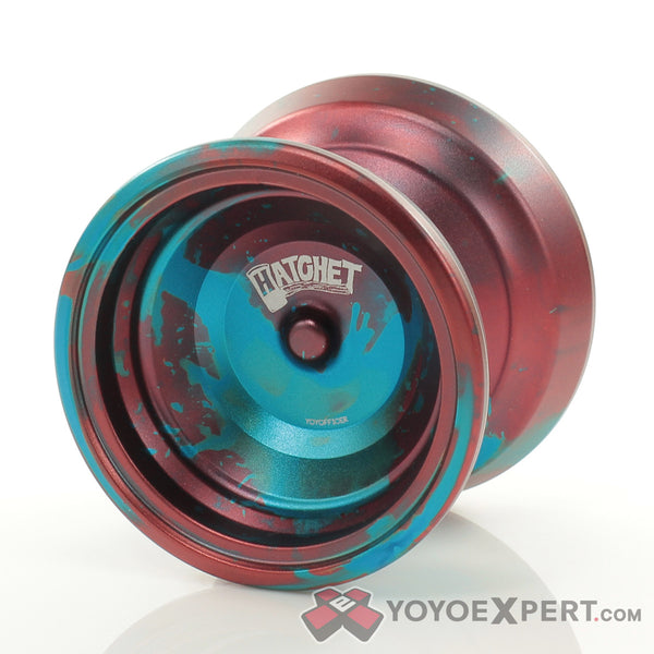 YOYOFFICER Hatchet 2-8