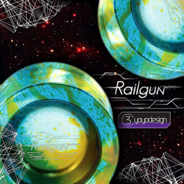 C3yoyodesign Railgun-1
