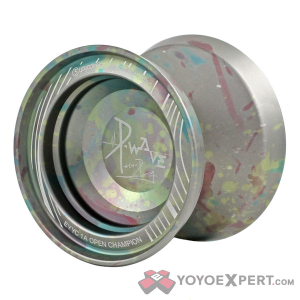 C3YoYoDesign P-Wave-8