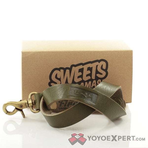 Sweets Leather Kendama Holster-10