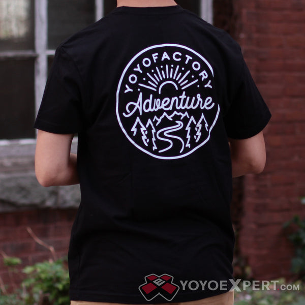 YoYoFactory Adventure T-Shirt-2