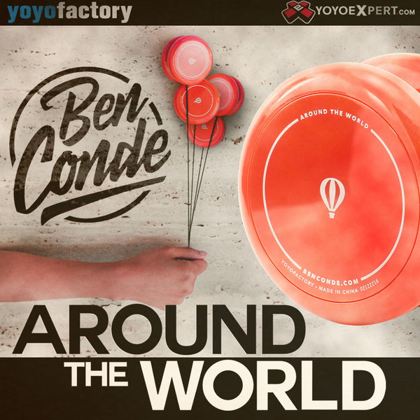 Ben Conde - Around the World Yo-Yo-1