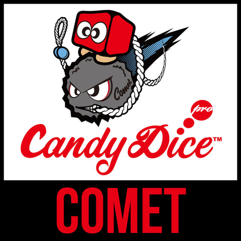 Candy Dice Pro Comet Counterweight