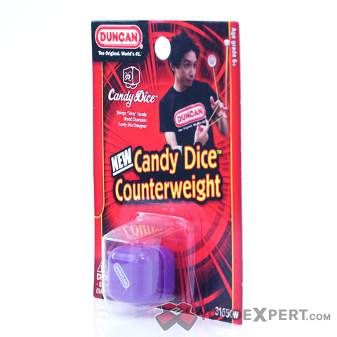 Candy Dice Counterweight