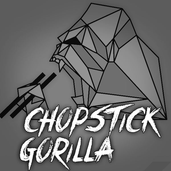 Chopsticks Gorilla-1