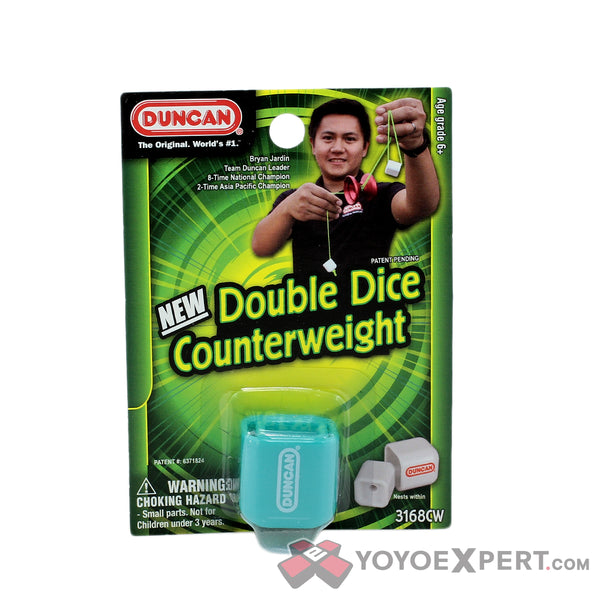 Double Dice Counterweight-6