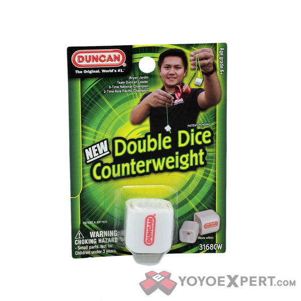Double Dice Counterweight-5
