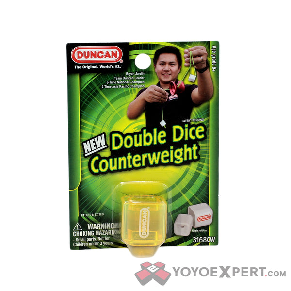 Double Dice Counterweight-4