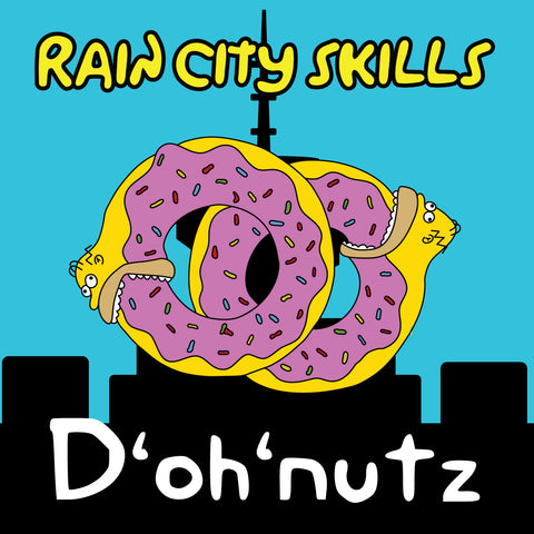 Rain City D'Oh'Nutz