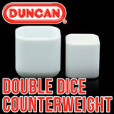 Double Dice Counterweight
