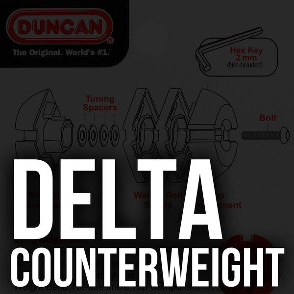 Delta Adjustable Counterweight-1