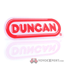 Duncan Logo Patch