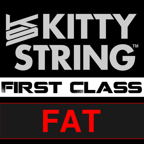 Kitty String First Class - 100 Count (Fat)