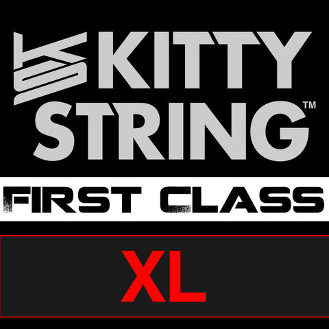 Kitty String First Class - 100 Count (XL)