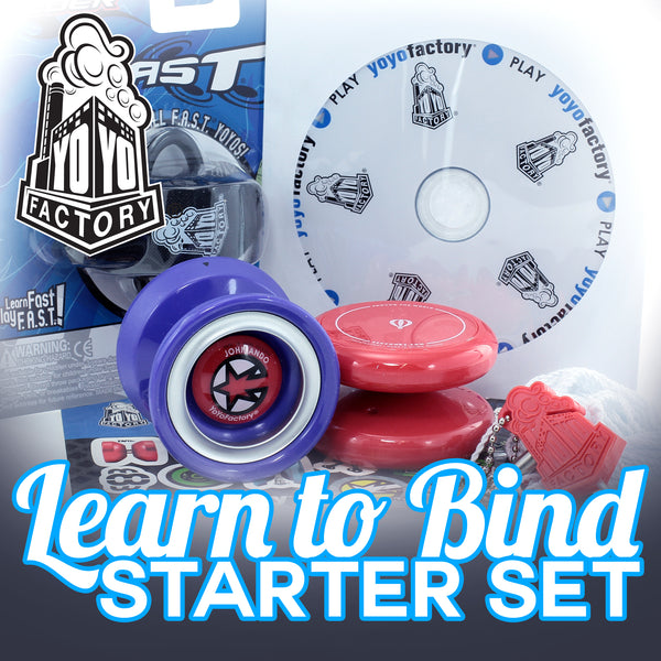 Learn to Bind Starter Set-1