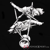 The Most Metal Yo-Yo Shirt