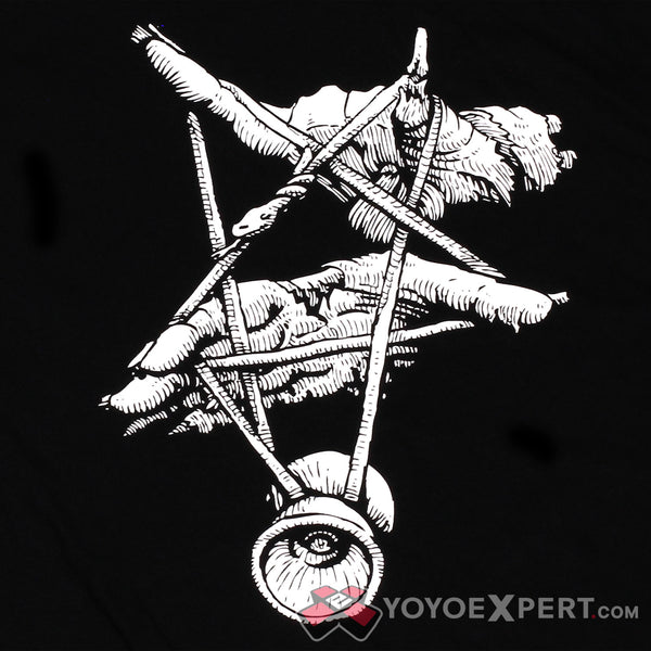 The Most Metal Yo-Yo Shirt-4