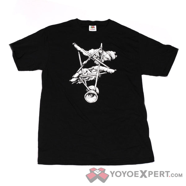 The Most Metal Yo-Yo Shirt-2