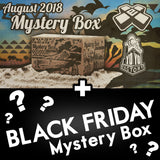 Buyer's Club Mystery Box - August 2018