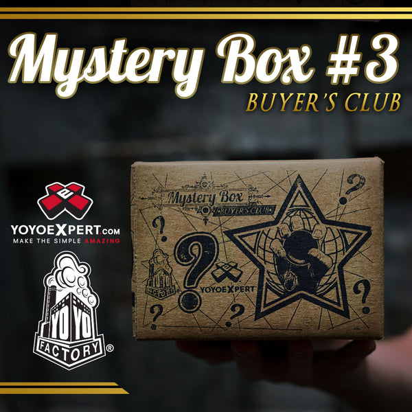 Buyer's Club Mystery Box #3