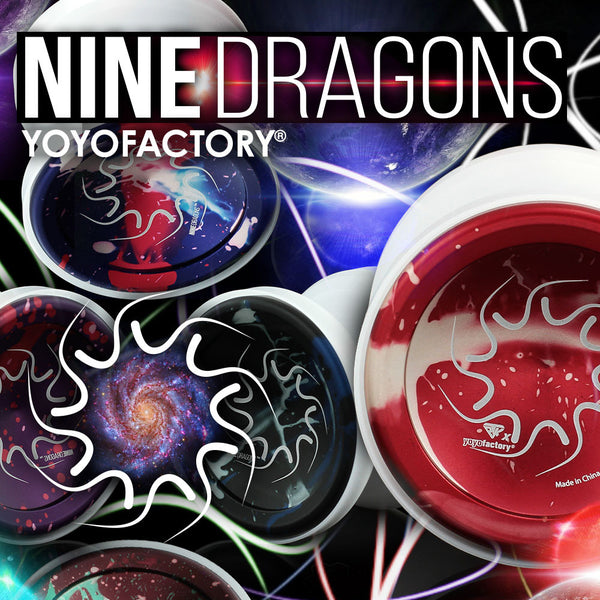 YoYoFactory Nine Dragons-1