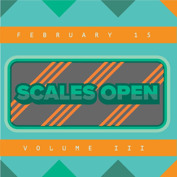 Scales Open - Vol 3 - February 2020