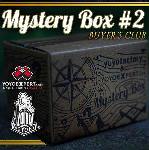 Buyer's Club Mystery Box #2