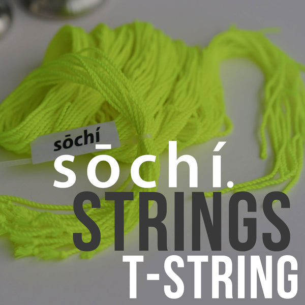 Sōchí T String - 50 Pack-1
