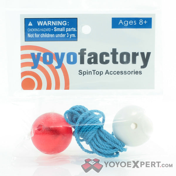 YYF Spin Top String & Button Kit-2