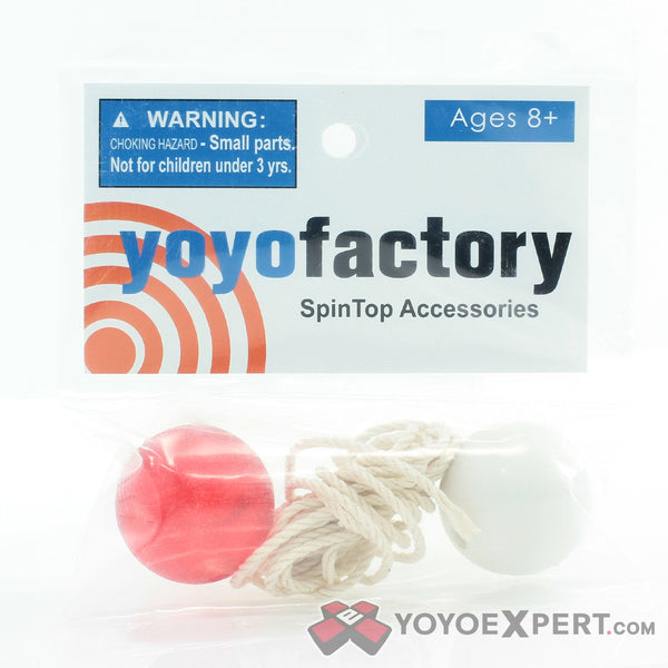 YYF Spin Top String & Button Kit-3