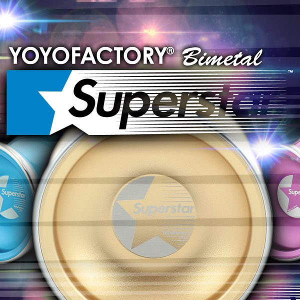 YYF Superstar Bi-Metal-1