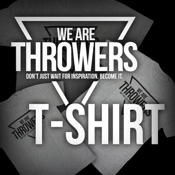 We Are Throwers T-Shirt-1