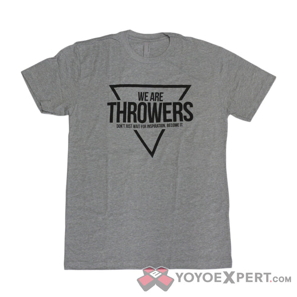 We Are Throwers T-Shirt