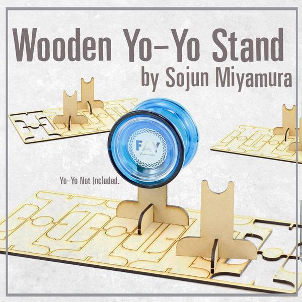 Wooden Yo-Yo Stands-1