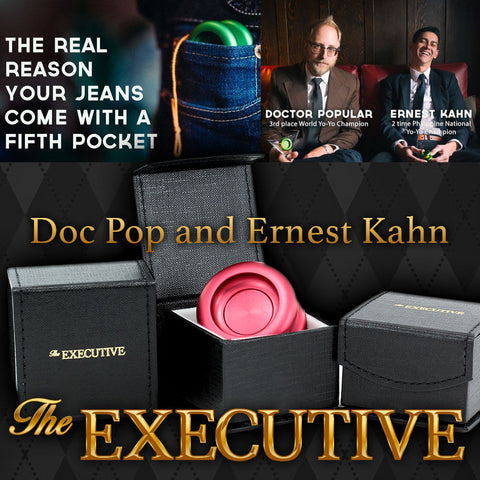 Executive Yo-Yo Presented by YoYoExpert