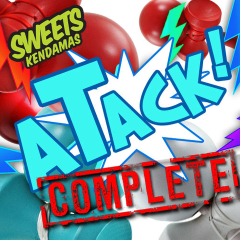 Sweets Kendama - ATack COMPLETE