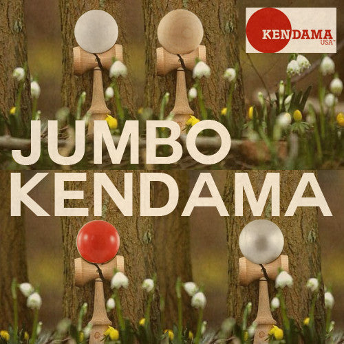 Kendama USA Tribute - Jumbo-1