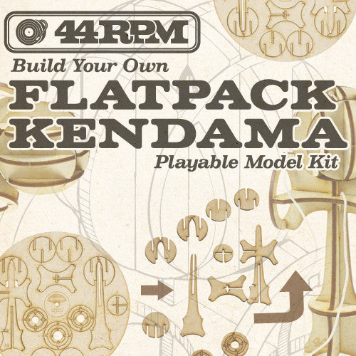 44RPM Flat Pack Kendama-1