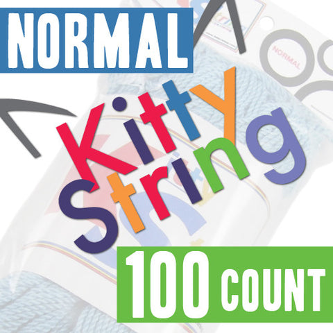 Kitty String - 100 Count (Normal)