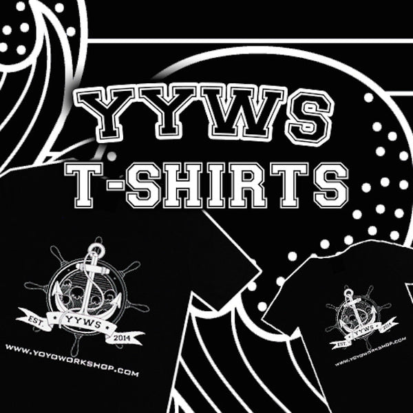 YoYoWorkShop Logo T-Shirt-1