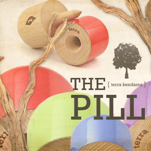 Terra Kendama - THE PILL-1