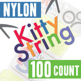 Kitty String - 100 Count (Nylon)