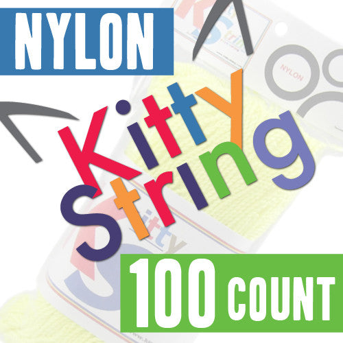 Kitty String - 100 Count (Nylon)-1